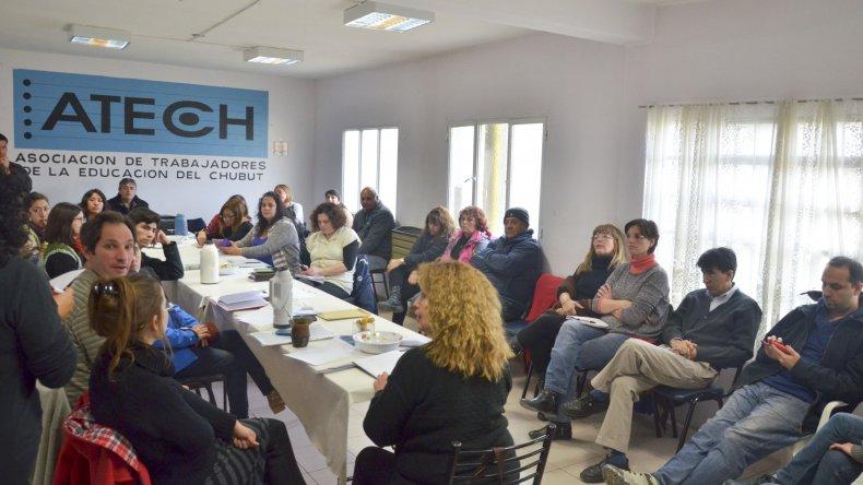 La Regional Sur de ATECh evalúa  un paro para la semana próxima