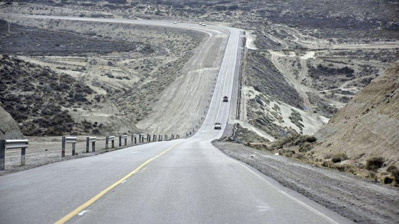 La autovía mejorará la seguridad vial en el tramo de la ruta 3 que une el sur de Chubut y norte de Santa Cruz.