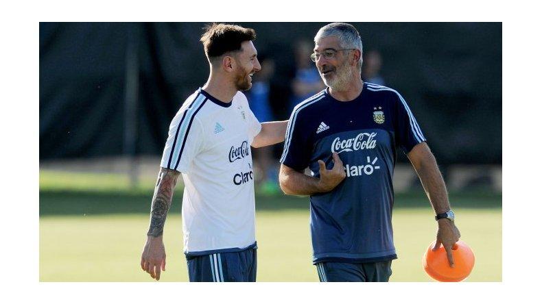 Messi podría ser titular ante Panamá