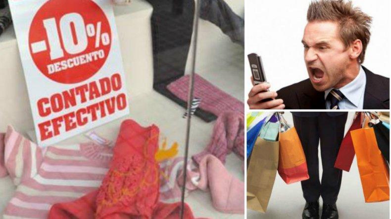 ¿A qué estafas diarias estás expuesto en tiendas y comercios?