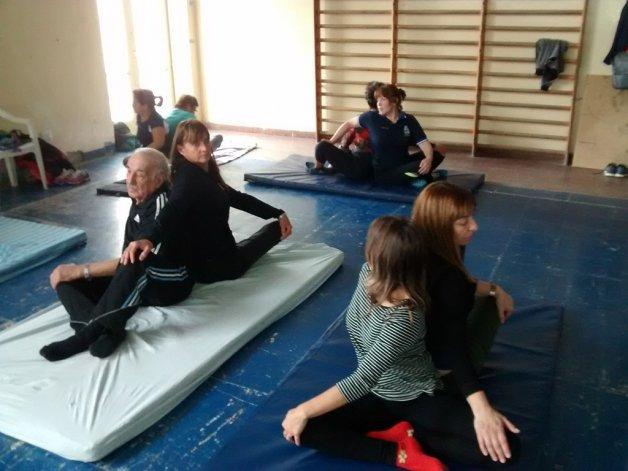 Se realizará el primer festival de yoga en Comodoro