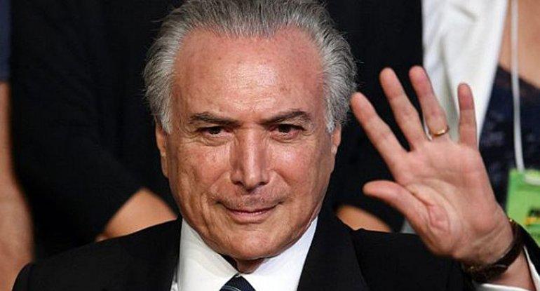 El Gobierno del presidente interino de Brasil