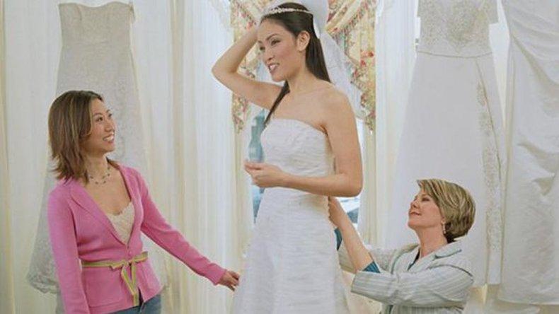 Casamiento sin marido, la última moda en Japón