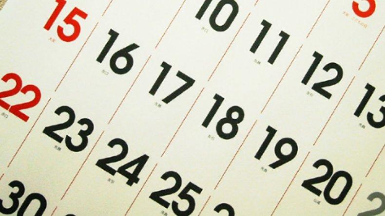 Confirmado: el próximo 17 de junio será feriado y habrá fin de semana largo