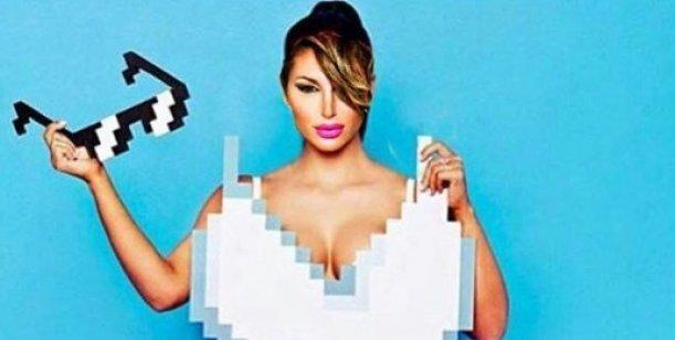 ¿Qué le pasa a Vicky Xipolitakis? Desnudo y emojis tras la separación