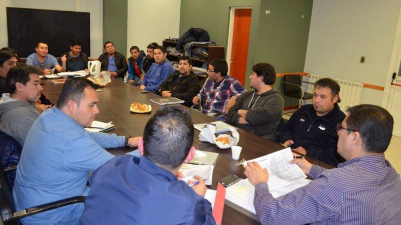 El último miércoles se realizó la reunión de delegados y se sorteó el fixture.