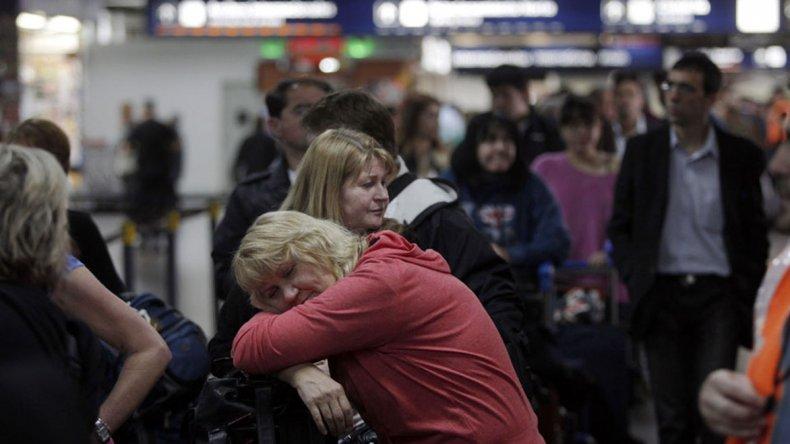 ATE para en los aeropuertos por la grave situación que atraviesan los trabajadores del sector.