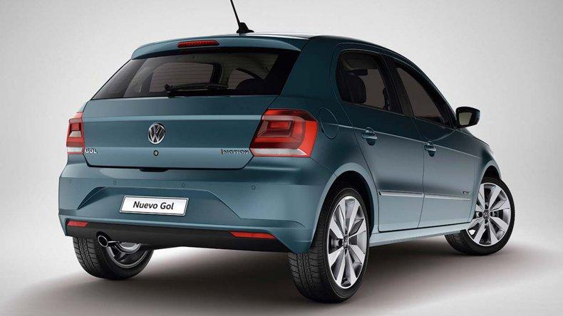 La renovación del VW  Gol también arriba al país