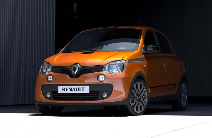 Renault Twingo GT: tres cilindros, turbo y 110 CV