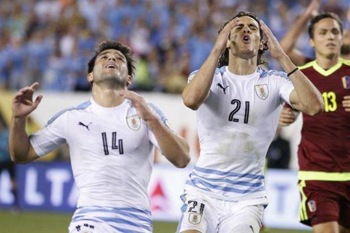 Uruguay, afuera en primera rueda de la Copa América después de 19 años