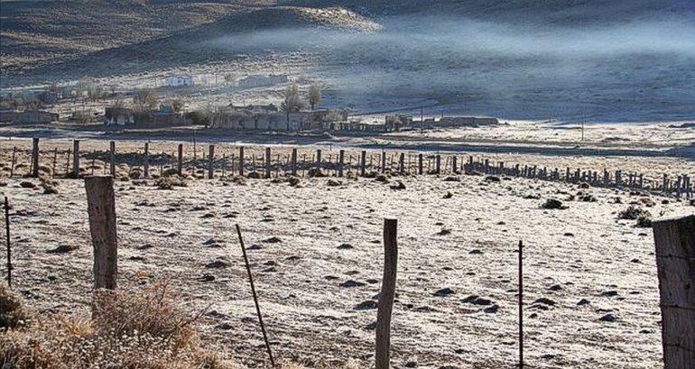 Clemente Onelli, uno de los pueblos más fríos que no tiene gas