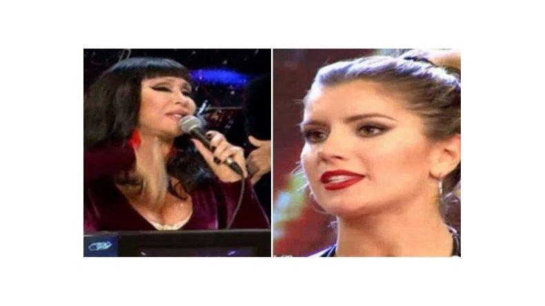 Laurita Fernández reconoció una crisis con Hoppe y Moria atacó: Actuás como una zorrita