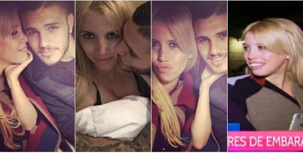 La respuesta de Wanda y Mauro ante los rumores de embarazo: Icardeame