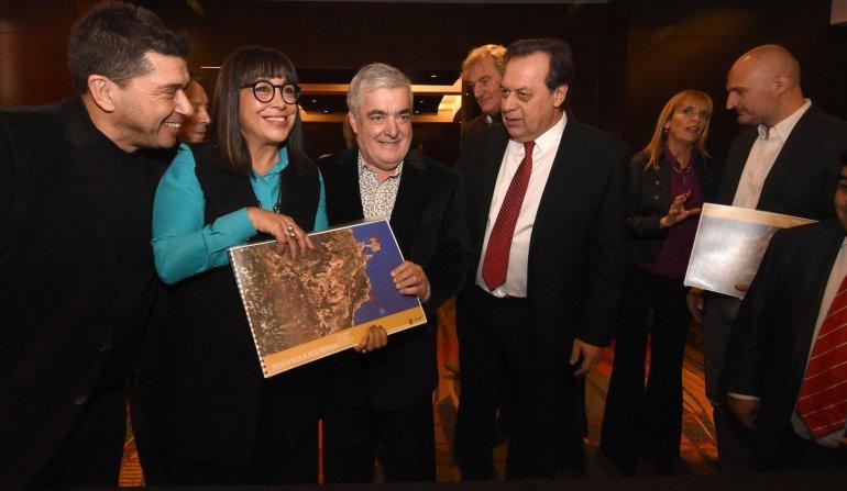 El gobernador y el ministro de Turismo de Nación ratificaron la decisión de llevar adelante un trabajo conjunto.