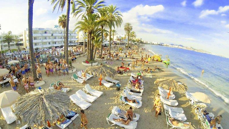 Ibiza a pesar de ser una pequeña isla del Mediterráneo