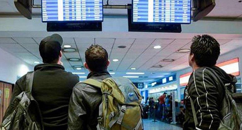 Comenzaban a normalizarse los vuelos luego del paro de controladores aéreos.