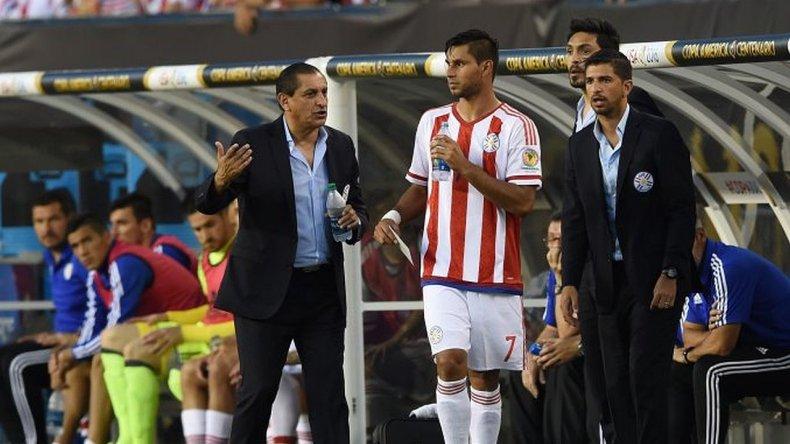 Ramón Díaz renunció como DT de Paraguay