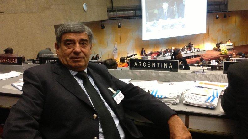 Mario Cimadevilla lidera la Unidad Especial de Investigación del Atentado a la AMIA.