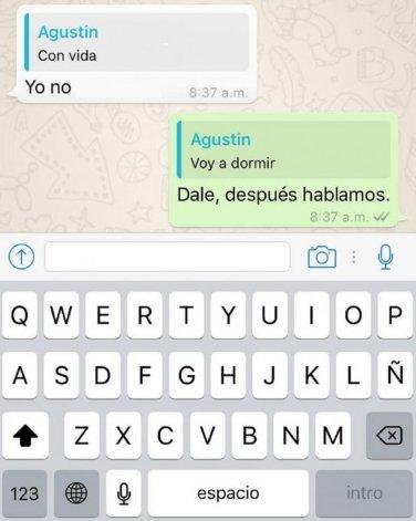 Una nueva función para contestar mensajes viejos de WhatsApp