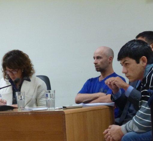 Tres meses de prisión preventiva para Serrano