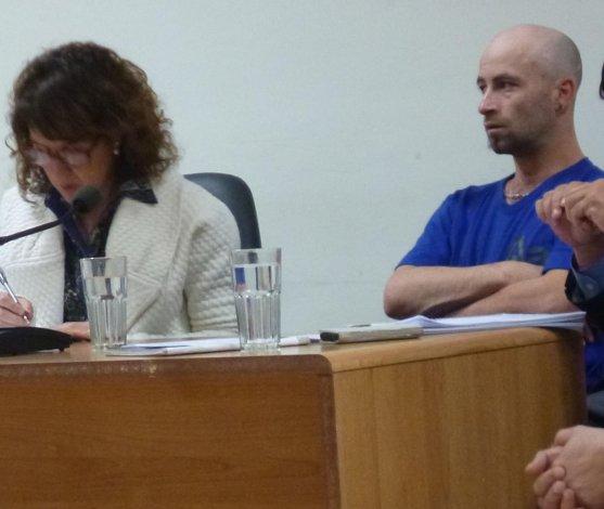 Diego Armando Serrano fue imputado por tentativa de robo y abuso de arma. A pedido de la Fiscalía quedó detenido por tres meses con prisión preventiva.
