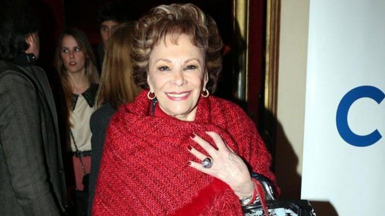 Murió Irma Roy a los 84 años