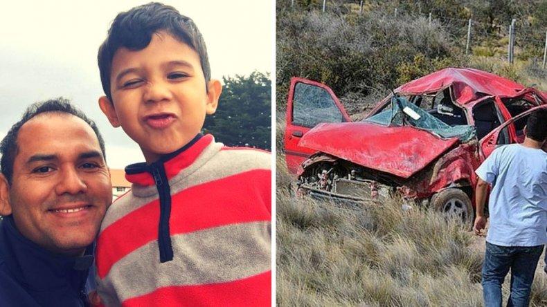 Desgarrador relato del padre del nene mexicano accidentado: me quedé a la deriva