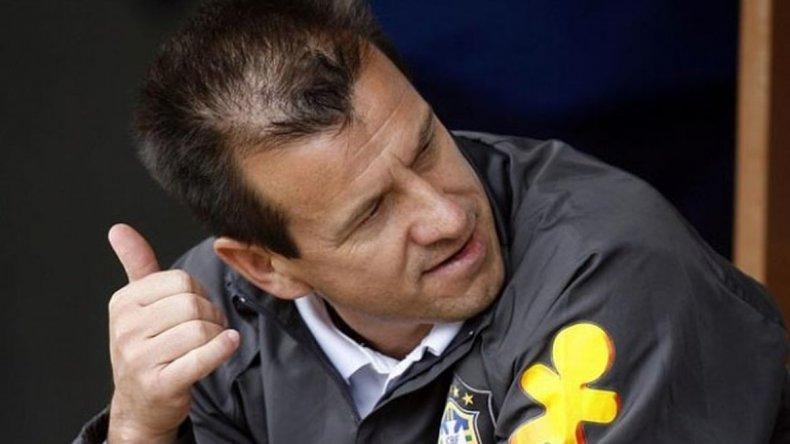 Dunga fue despedido de la selección de Brasil