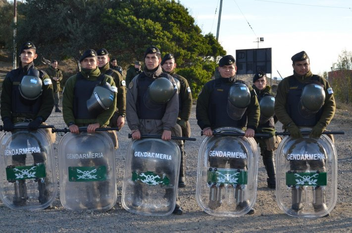 Estrategia de municipales evitó que fueran reprimidos por Gendarmería