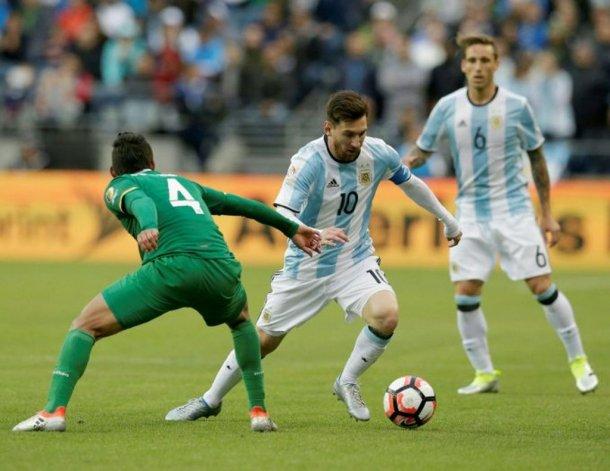 El triunfo de la Selección ante Bolivia