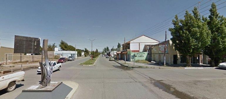 Roban un auto en Comodoro Rivadavia y los atrapan paseando en Sarmiento