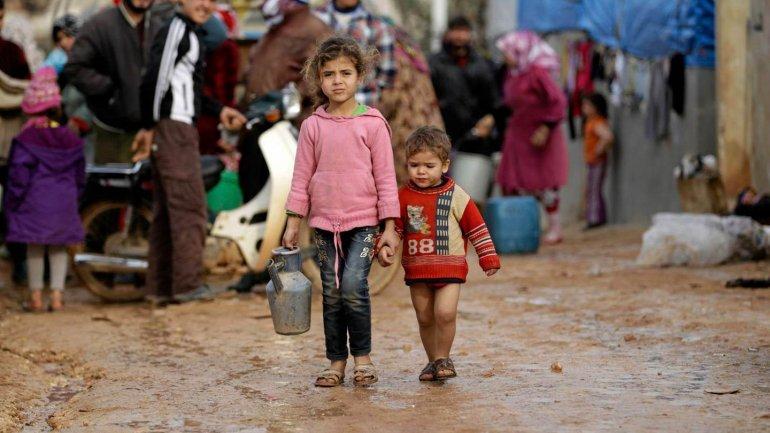 Retoman el pedido para refugiar a 9 familias sirias en Chubut