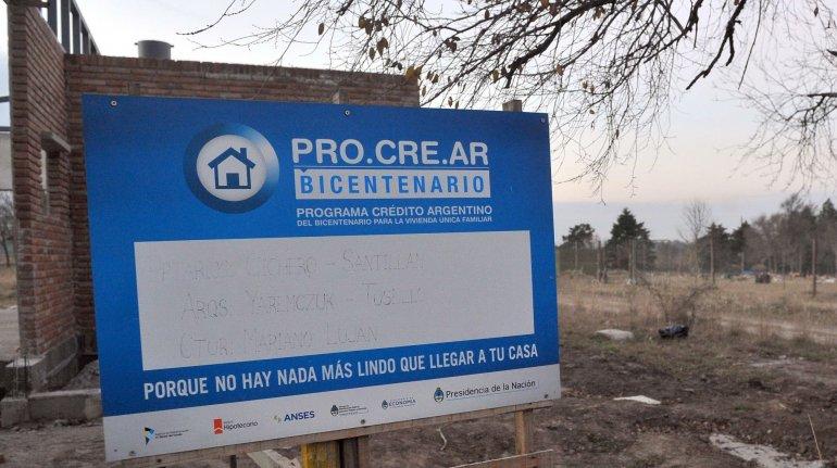 Familias de Chubut piden ampliar los créditos de ProCreAr