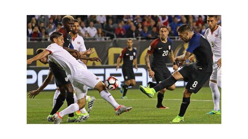 Estados Unidos perdió un partido y ganó dos en la fase regular.