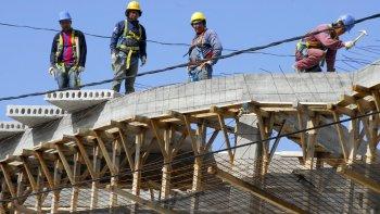 Las nuevas obras darán empleo a 600 trabajadores de UOCRA