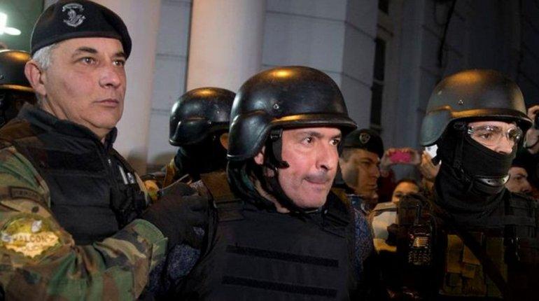 José López fue trasladado al pabellón de presos con problemas psiquiátricos