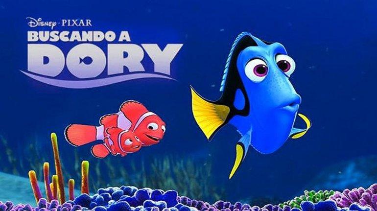 Estreno en el Cine Coliseo: Buscando a Dory
