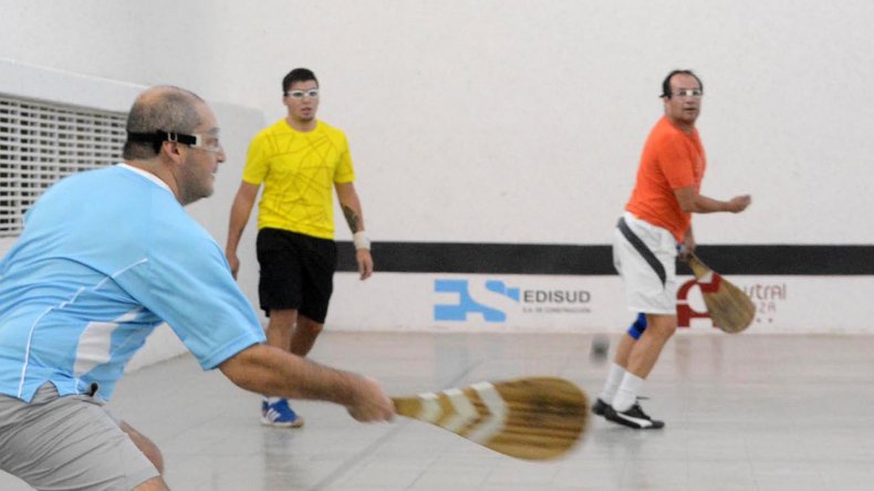 Comodoro Rivadavia recibe por segundo año consecutivo al torneo Patagónico de pelota a paleta.