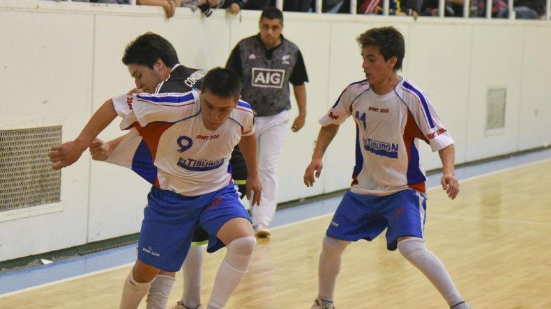 El futsal se disputará este fin de semana en el Colegio 749 y el gimnasio municipal 2.