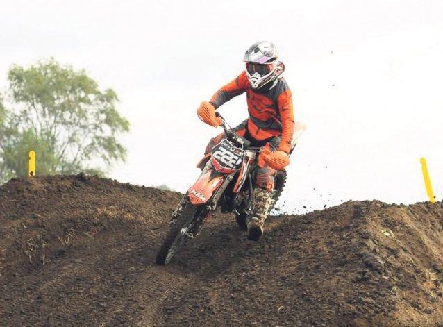 Tomás Brazao viene de subir al podio y pretende seguir de racha en el MX del Norte.