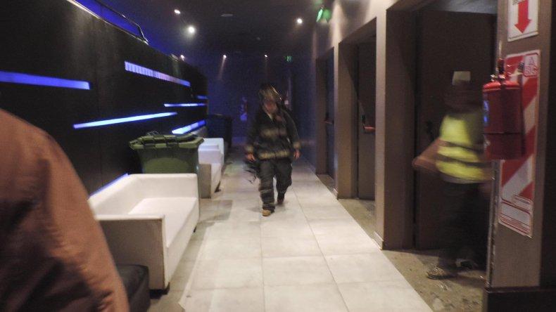 Ele Multiespacio realizó un simulacro de evacuación