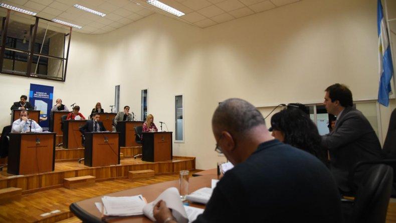 El Concejo aprobó ayer la adhesión municipal a la Ley Nacional de Trabajadores Sociales.