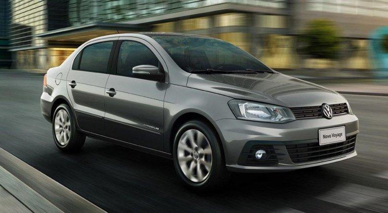Lanzamiento: Volkswagen Voyage 2016