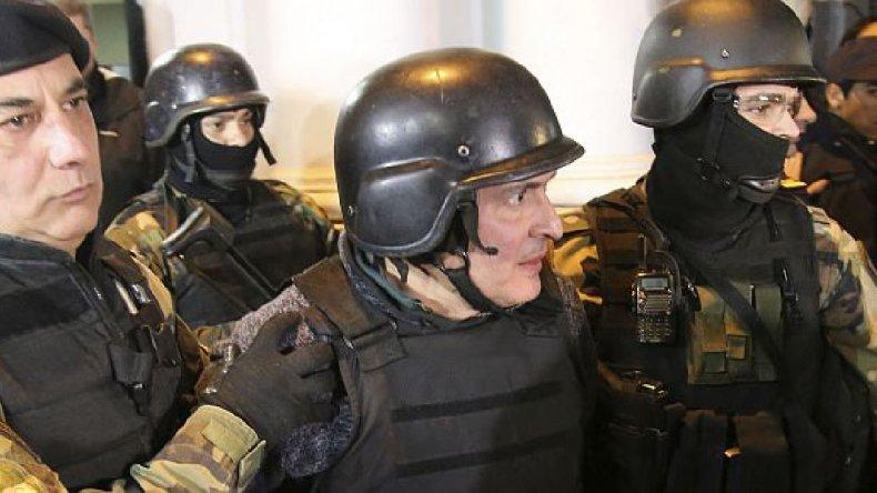 El ex funcionario se encuentra preso desde el jueves en el Complejo Penitenciario de Ezeiza.