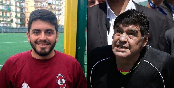 El contundente mensaje de Diego Jr. a Maradona en la previa del Día del Padre