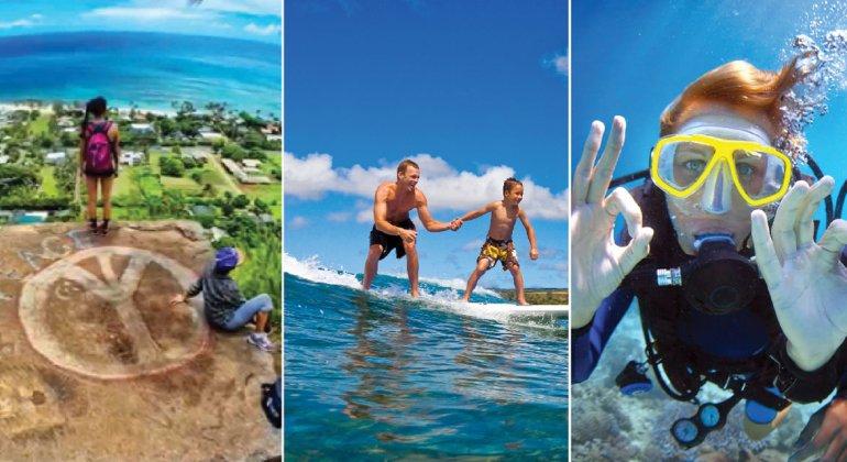 ¿Qué hacer en Hawái?