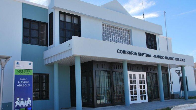 El intento de fuga se produjo en el pabellón 1 de la mini alcaidía policial de la Seccional Séptima.
