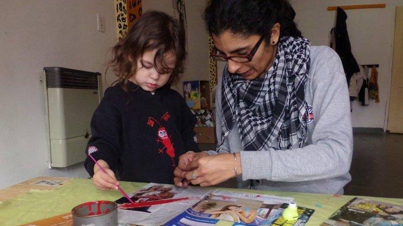 Grandes y chicos tienen un espacio de diversión y aprendizaje en los centros culturales.