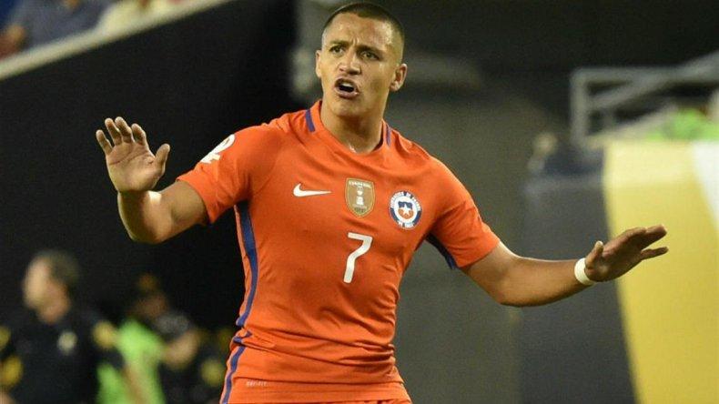 Chile humilló a México y también es semifinalista
