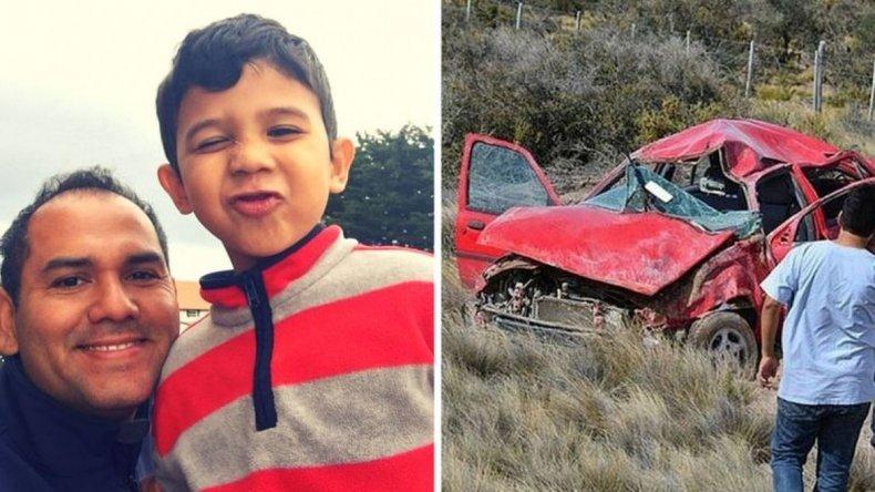 El jueves trasladarán al niño mexicano accidentado en Punta Tombo